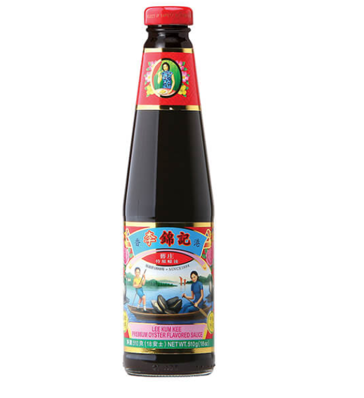 Oyster Sauce (18 oz)